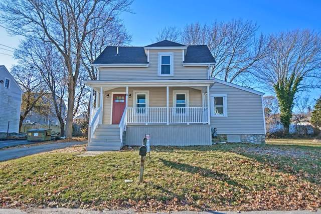 8 Macomber Ave, Dartmouth, MA 02747 (MLS #72593732) :: RE/MAX Vantage