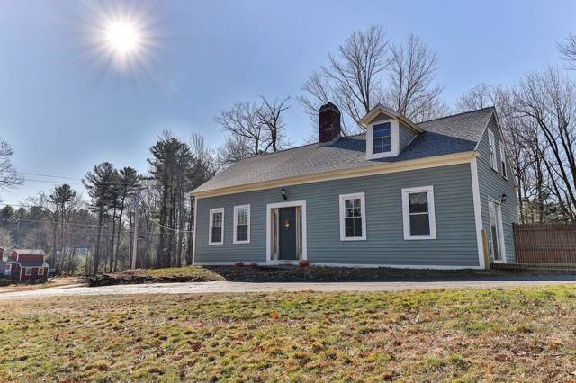 122 New Braintree Rd, Oakham, MA 01068 (MLS #72593833) :: DNA Realty Group