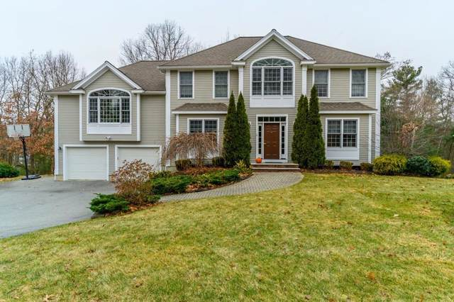 8 Dawn Circle, Andover, MA 01810 (MLS #72598409) :: Team Tringali