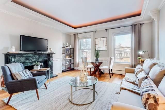 106 Marlborough St #6, Boston, MA 02116 (MLS #72600088) :: Westcott Properties