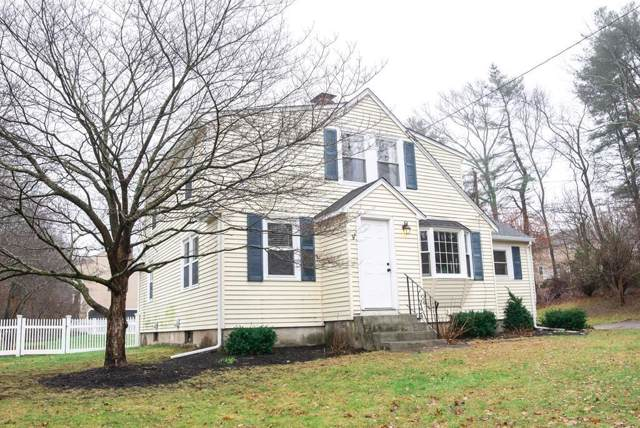 464 Chestnut Street, Franklin, MA 02038 (MLS #72600723) :: Primary National Residential Brokerage