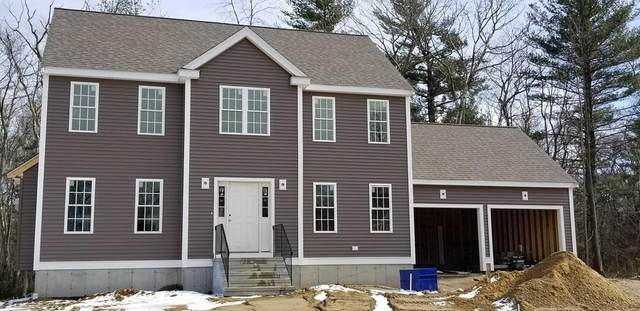 Lot 79 Scofield Drive, Stoughton, MA 02072 (MLS #72612607) :: The Seyboth Team
