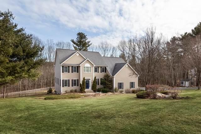 26 Falcon Ridge Dr, Hopkinton, MA 01748 (MLS #72615091) :: Kinlin Grover Real Estate