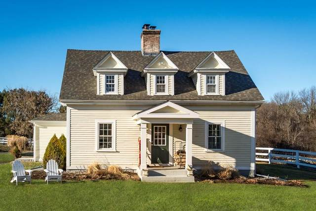 1 Hunt Dr 1A, Dover, MA 02030 (MLS #72615220) :: The Seyboth Team