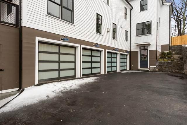 705 Hammond St B, Brookline, MA 02467 (MLS #72615545) :: Walker Residential Team