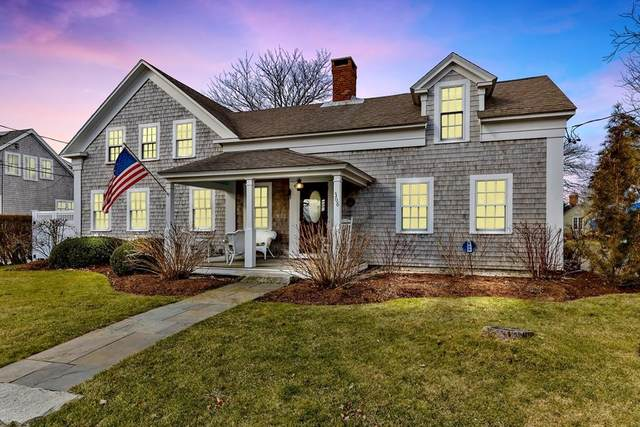 368 Stage Harbor Rd, Chatham, MA 02633 (MLS #72616339) :: The Duffy Home Selling Team