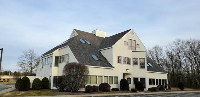 180 Denslow Rd #8, East Longmeadow, MA 01028 (MLS #72618805) :: NRG Real Estate Services, Inc.