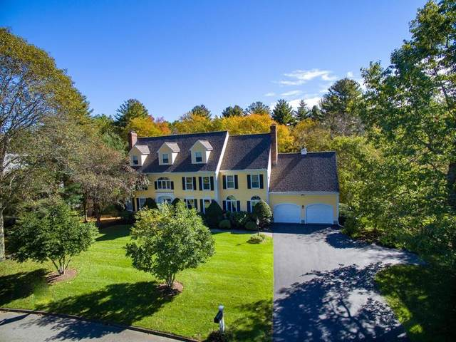 11 Donnelly Drive, Medfield, MA 02052 (MLS #72619592) :: The Gillach Group
