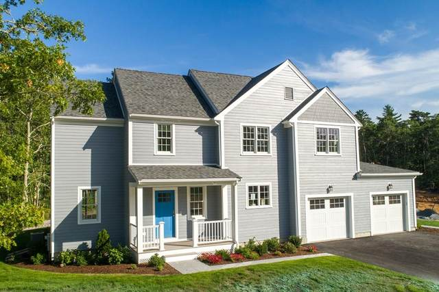 18 Drum Drive #18, Plymouth, MA 02360 (MLS #72619670) :: Parrott Realty Group
