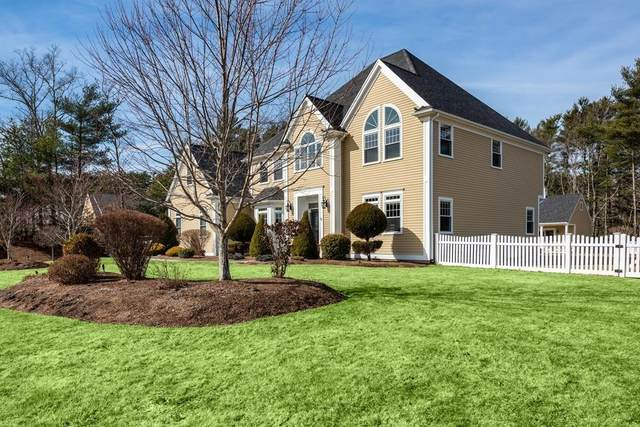 71 Country Club Way, Kingston, MA 02364 (MLS #72620310) :: The Gillach Group