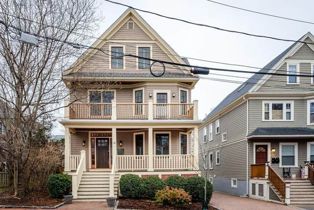 149 Larch Road, Cambridge, MA 02138 (MLS #72621462) :: Charlesgate Realty Group