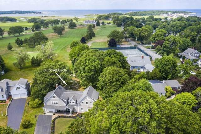 3 Cricket Circle, Scituate, MA 02066 (MLS #72623960) :: Berkshire Hathaway HomeServices Warren Residential