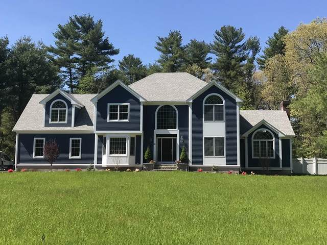44 Oldfield Dr, Easton, MA 02375 (MLS #72627575) :: The Gillach Group
