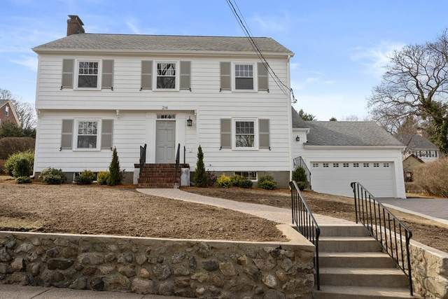 214 Lewis Rd, Belmont, MA 02478 (MLS #72628947) :: Taylor & Lior Team