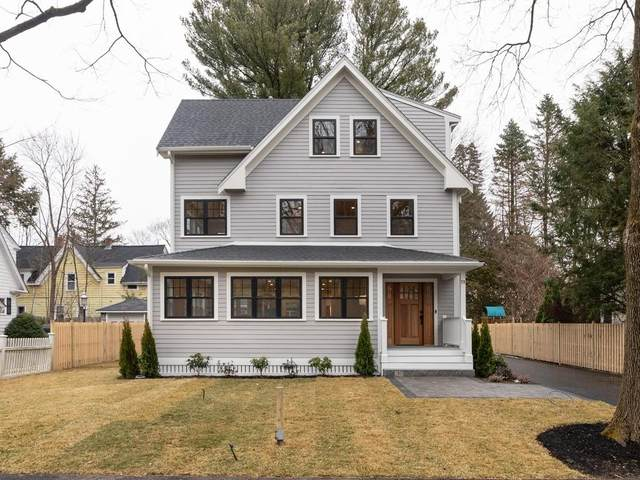 79 Donizetti Street, Wellesley, MA 02482 (MLS #72632262) :: The Gillach Group