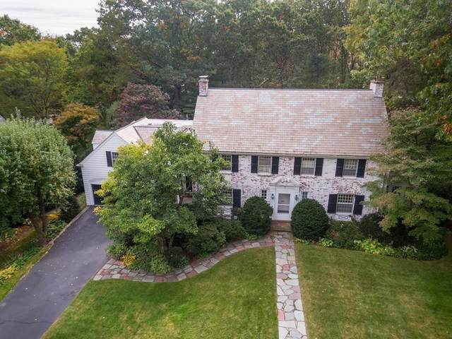 30 Wellesley Road, Belmont, MA 02478 (MLS #72632381) :: The Duffy Home Selling Team