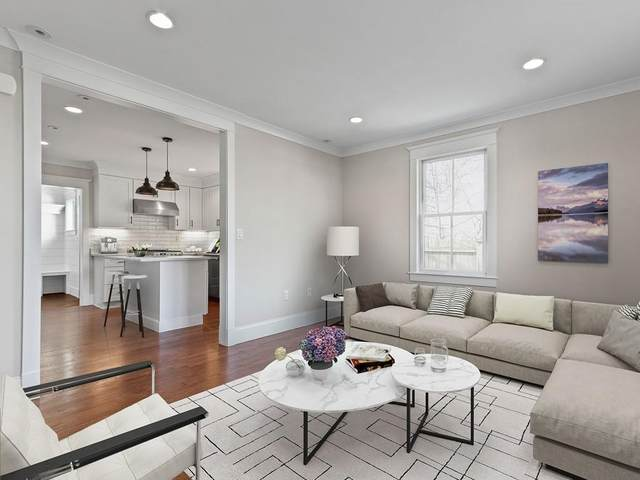 27 Pearl Street #27, Newton, MA 02458 (MLS #72636341) :: Spectrum Real Estate Consultants