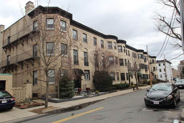 124 Saint Mary's #4, Boston, MA 02215 (MLS #72637580) :: Westcott Properties