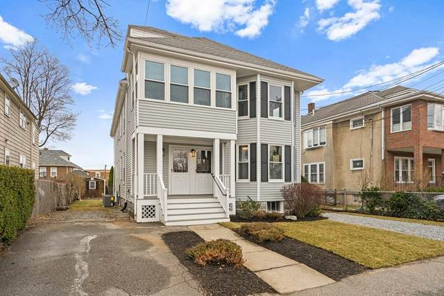 50-52 Beechwood Ave #1, Watertown, MA 02472 (MLS #72638632) :: Conway Cityside
