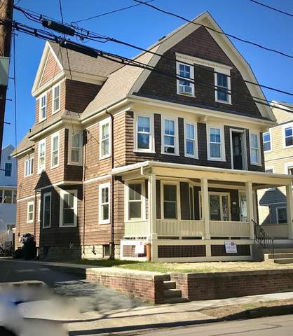 28 Everett St, Arlington, MA 02474 (MLS #72638847) :: Charlesgate Realty Group