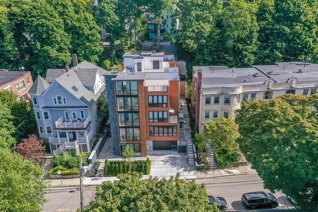 291 Tappan Street, Brookline, MA 02445 (MLS #72649442) :: Kinlin Grover Real Estate