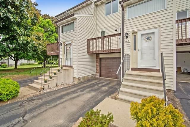 5 Foncine Lane #2, South Windsor, CT 06074 (MLS #72655495) :: Exit Realty