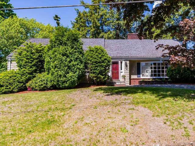 1 Old South Lane, Andover, MA 01810 (MLS #72659536) :: Anytime Realty