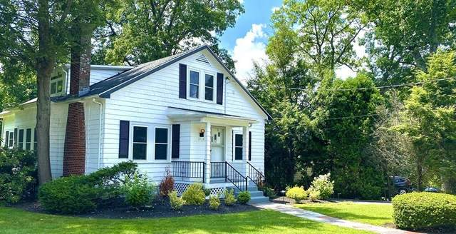 1329 Walnut St, Newton, MA 02461 (MLS #72661400) :: Berkshire Hathaway HomeServices Warren Residential