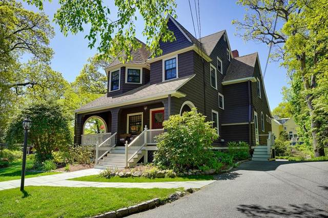34 Gray St, Arlington, MA 02476 (MLS #72662245) :: The Duffy Home Selling Team