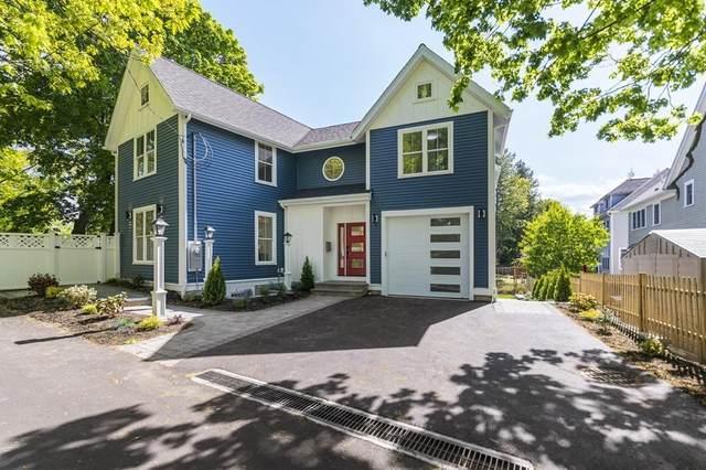 45 Beecher Terrace, Newton, MA 02459 (MLS #72664591) :: Trust Realty One