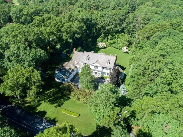 203 Westerly Road, Weston, MA 02493 (MLS #72669932) :: Team Tringali