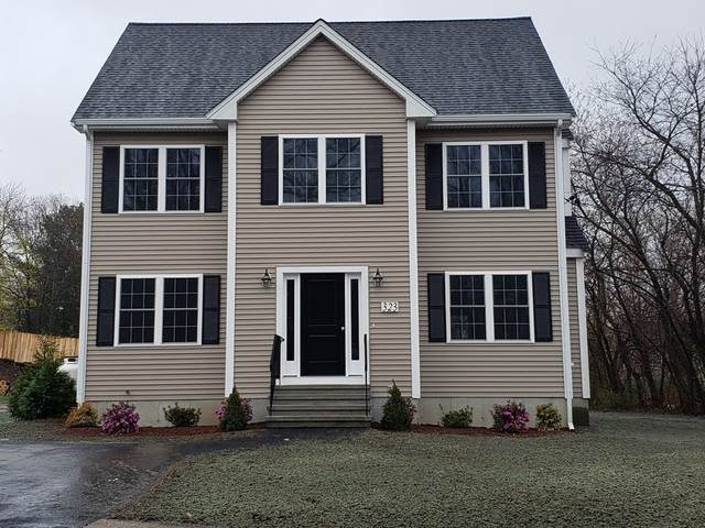 1084 Providence Rd., Northbridge, MA 01588 (MLS #72670725) :: EXIT Cape Realty
