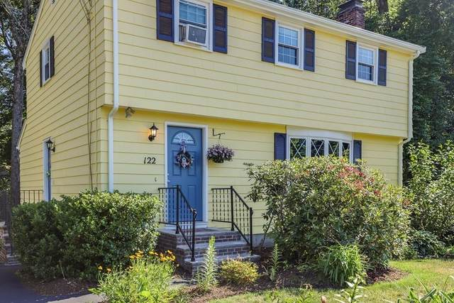 124 Shawsheen Ave, Wilmington, MA 01887 (MLS #72678470) :: Exit Realty