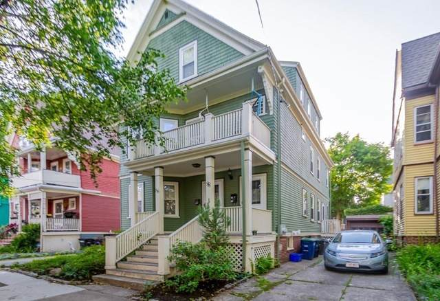 86-88 Rogers Ave., Somerville, MA 02144 (MLS #72678842) :: The Seyboth Team