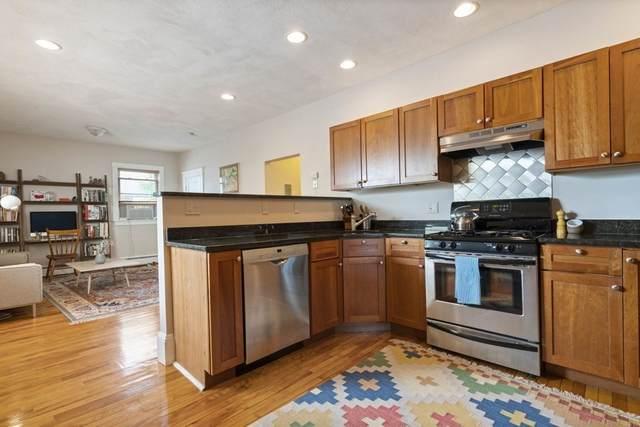 7 Waldo Avenue #3, Somerville, MA 02143 (MLS #72680990) :: Re/Max Patriot Realty