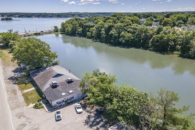 20 Broad Cove Road, Hingham, MA 02043 (MLS #72684799) :: The Gillach Group