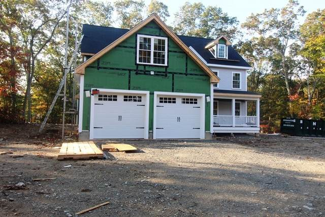 28 Smith St. Lot 9A, Rehoboth, MA 02769 (MLS #72688138) :: RE/MAX Unlimited