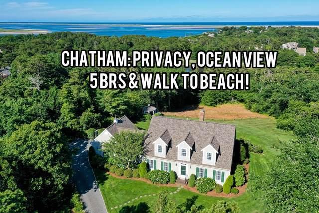 174 Kendrick Rd, Chatham, MA 02650 (MLS #72694460) :: DNA Realty Group