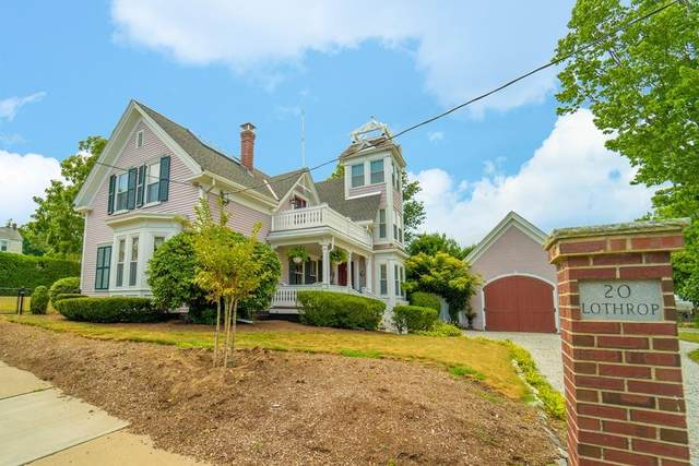 20 Lothrop, Plymouth, MA 02360 (MLS #72696944) :: EXIT Cape Realty