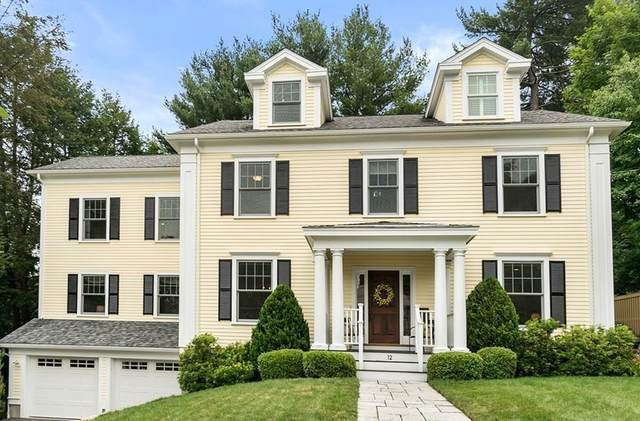 12 Sunhill Ln, Newton, MA 02459 (MLS #72697763) :: Berkshire Hathaway HomeServices Warren Residential