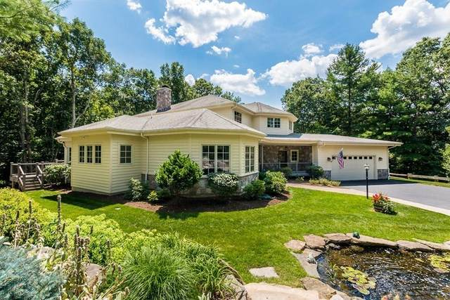 62 Whipple Brook Road, Wrentham, MA 02093 (MLS #72698966) :: Exit Realty