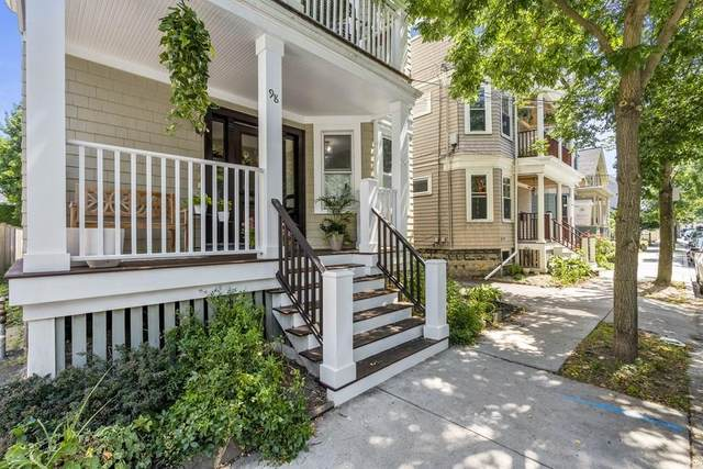 98 Amory Street #1, Cambridge, MA 02139 (MLS #72699437) :: EXIT Cape Realty