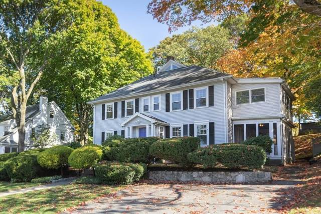 46 Brookside Ave, Newton, MA 02460 (MLS #72699575) :: The Gillach Group