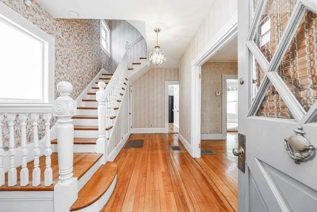25 Westover St, Boston, MA 02132 (MLS #72699944) :: The Gillach Group