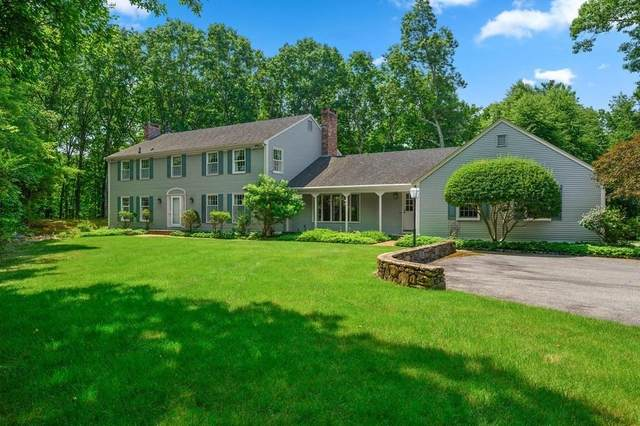 397 Reservoir Rd., Cumberland, RI 02864 (MLS #72703691) :: Parrott Realty Group