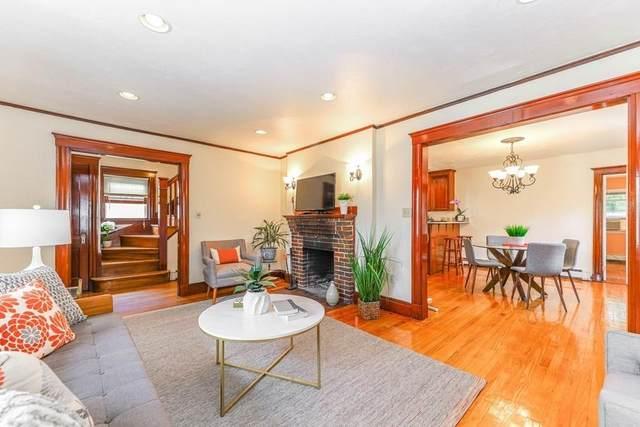 541 Lagrange St, Boston, MA 02132 (MLS #72705224) :: Berkshire Hathaway HomeServices Warren Residential