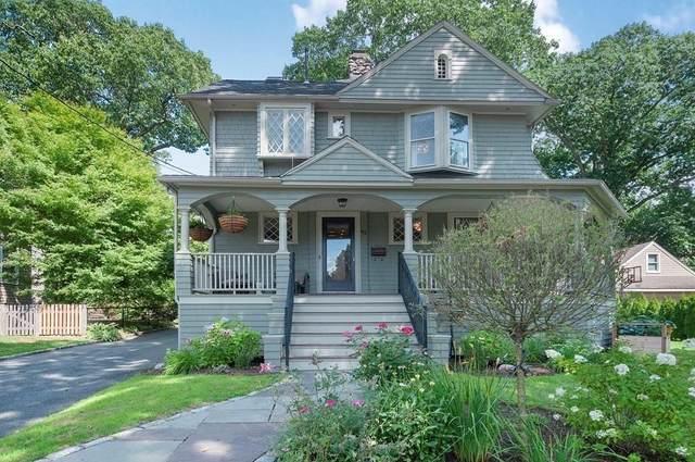 92 Oxford Rd, Newton, MA 02459 (MLS #72708061) :: Berkshire Hathaway HomeServices Warren Residential