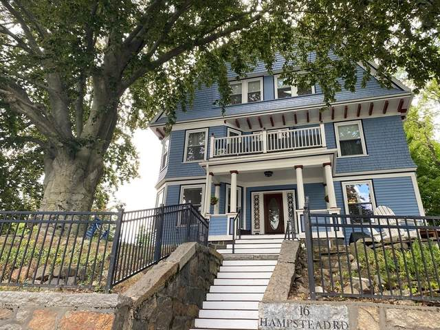 16 Hampstead Rd #1, Boston, MA 02130 (MLS #72708191) :: Westcott Properties
