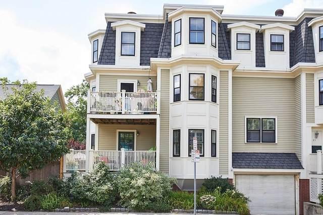 85 Sherman Street #1, Cambridge, MA 02140 (MLS #72709447) :: Charlesgate Realty Group