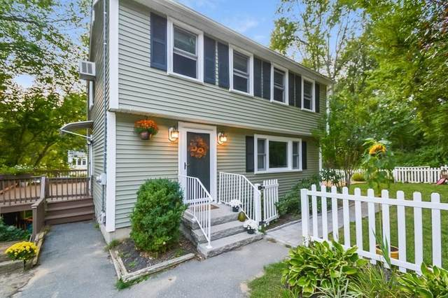 28 Gale Ave, Haverhill, MA 01830 (MLS #72714314) :: The Duffy Home Selling Team